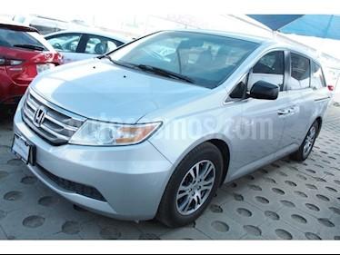 Foto venta Auto usado Honda Odyssey EXL (2012) color Plata precio $240,000