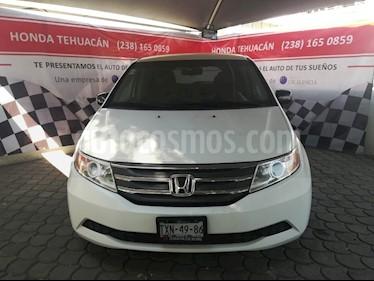 Foto venta Auto usado Honda Odyssey EXL (2012) color Blanco Marfil precio $220,000