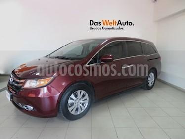 Foto venta Auto usado Honda Odyssey EXL (2016) color Cereza Oscuro precio $409,995