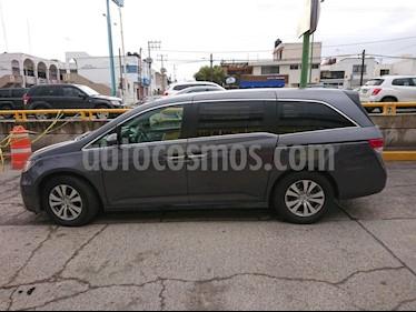 Foto venta Auto Seminuevo Honda Odyssey EXL (2016) color Gris precio $449,000
