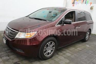 Foto Honda Odyssey EXL usado (2012) color Cereza Oscuro precio $195,000
