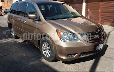 Foto venta Auto usado Honda Odyssey EXL (2008) color Bronce precio $135,000