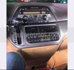 foto Honda Odyssey EXL usado (2010) color Blanco precio $169,000