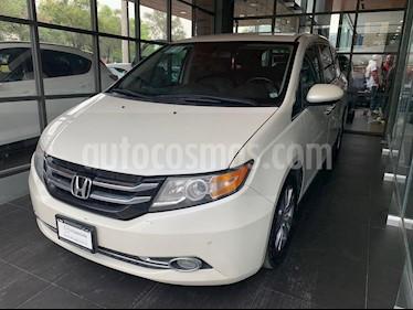 Foto venta Auto usado Honda Odyssey EXL (2016) color Blanco precio $389,000