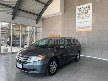 Honda Odyssey EXL usado (2013) color Gris precio $225,000