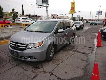 Foto venta Auto Seminuevo Honda Odyssey EXL (2016) color Plata precio $449,000