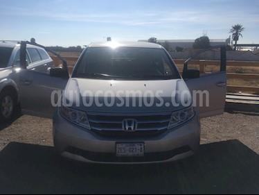 Honda Odyssey LX usado (2012) color Plata precio $239,000