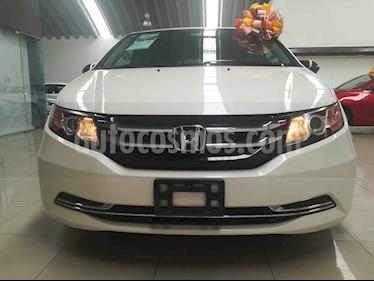 Foto Honda Odyssey LX usado (2016) color Blanco precio $359,000