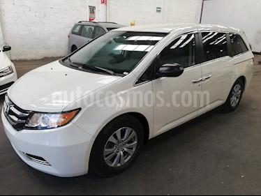 Foto venta Auto usado Honda Odyssey LX (2016) color Blanco precio $345,000