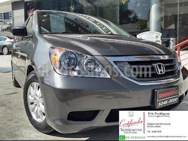 Foto venta Auto Seminuevo Honda Odyssey LX (2008) color Gris precio $155,000