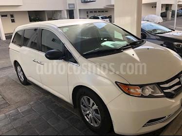 Foto venta Auto usado Honda Odyssey LX (2015) color Blanco precio $315,000