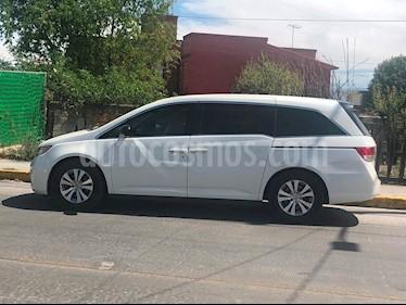 Honda Odyssey LX usado (2015) color Blanco Diamante precio $295,000