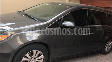 Honda Odyssey LX usado (2014) color Gris Humo precio $300,000