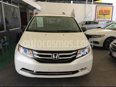Foto venta Auto usado Honda Odyssey LX (2016) color Blanco precio $349,000