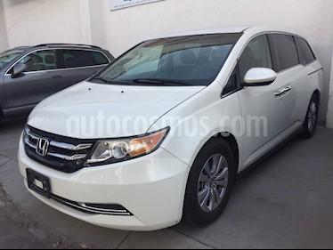 Foto venta Auto usado Honda Odyssey LX (2016) color Blanco Diamante precio $365,000