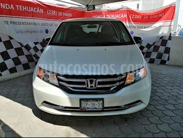 Foto venta Auto usado Honda Odyssey LX (2016) color Blanco Diamante precio $350,000