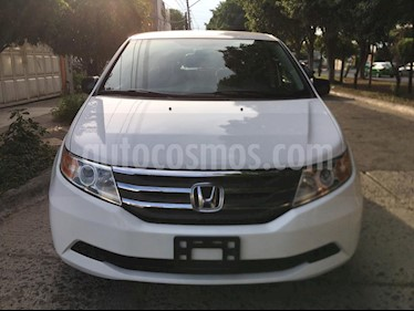 Foto Honda Odyssey LX usado (2012) color Blanco precio $210,000