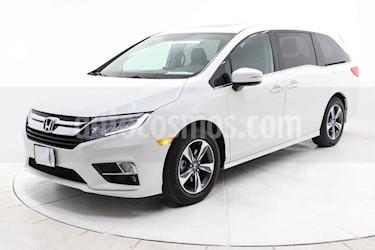 Honda Odyssey 5p Touring V6/3.5 Aut usado (2019) color Blanco precio $729,000