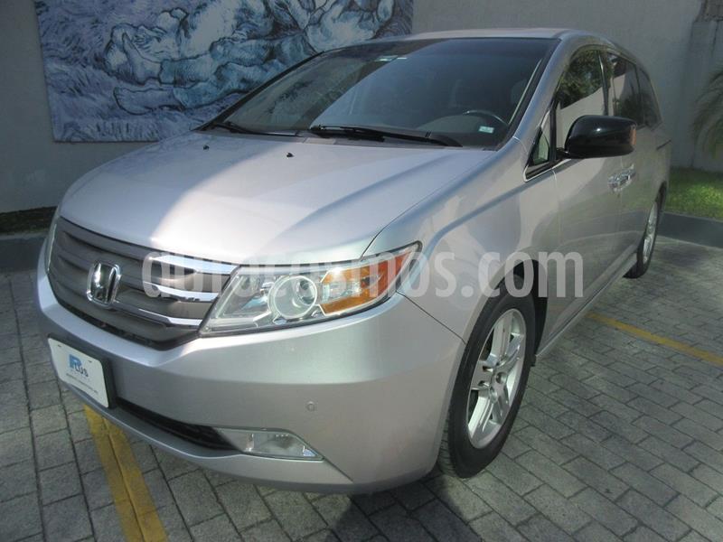 Honda Odyssey Touring usado (2012) color Plata Dorado precio $219,000