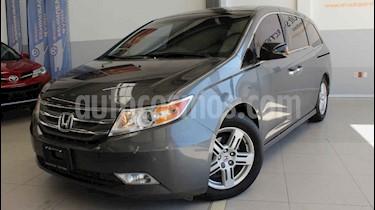Honda Odyssey Touring usado (2011) color Blanco precio $220,000