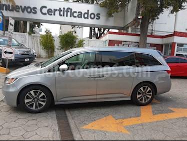 Honda Odyssey Touring usado (2016) color Plata precio $478,000