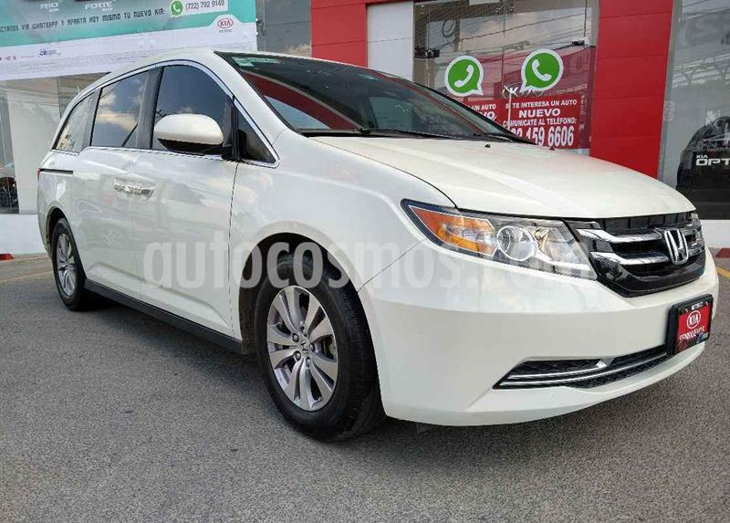 Honda Odyssey LX usado (2016) color Blanco precio $330,000