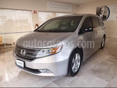 Honda Odyssey 3.5 TOURING AT usado (2012) color Plata precio $249,000