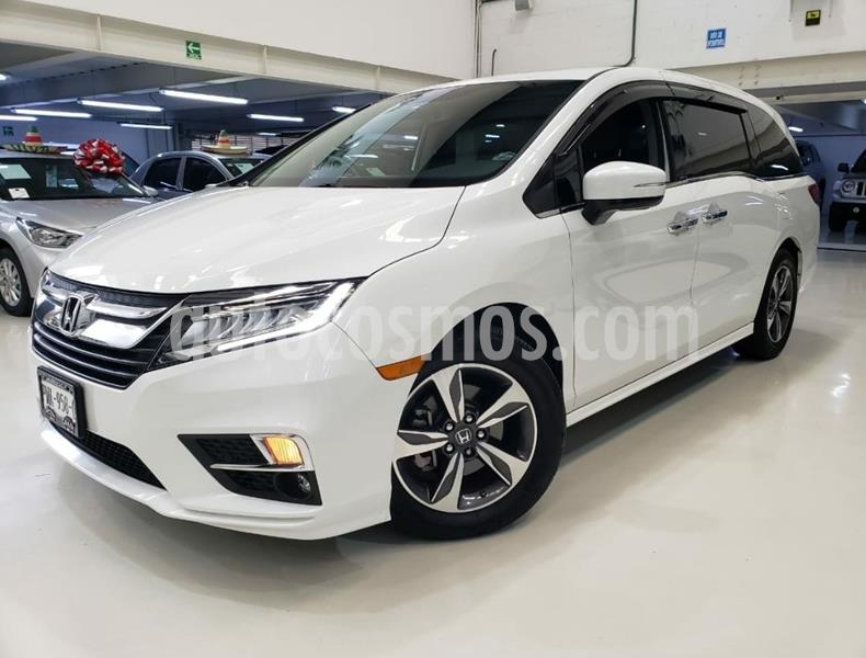 Honda Odyssey Touring usado (2020) color Blanco precio $834,100