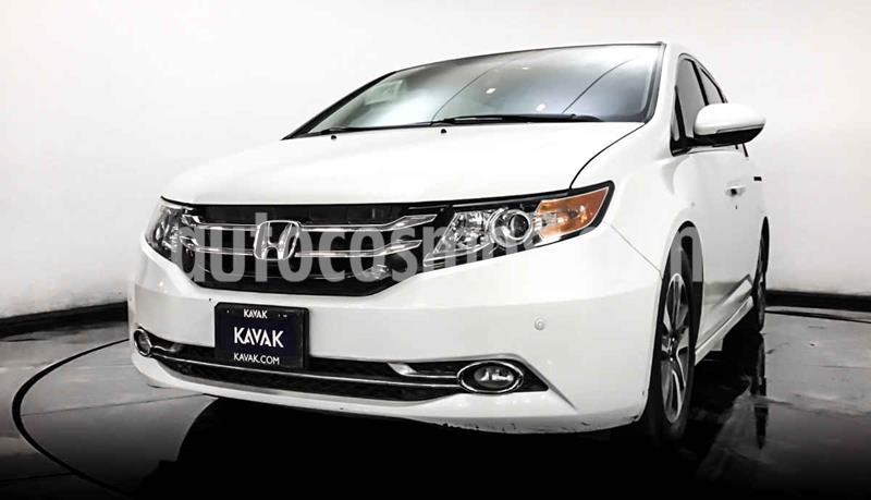 Honda Odyssey Touring usado (2016) color Blanco precio $444,999