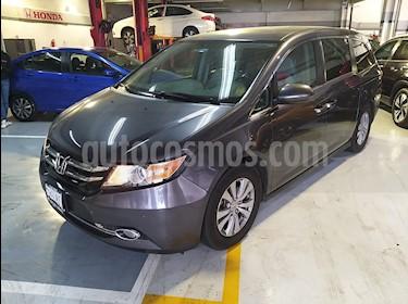 Honda Odyssey EXL usado (2016) color Acero precio $345,000