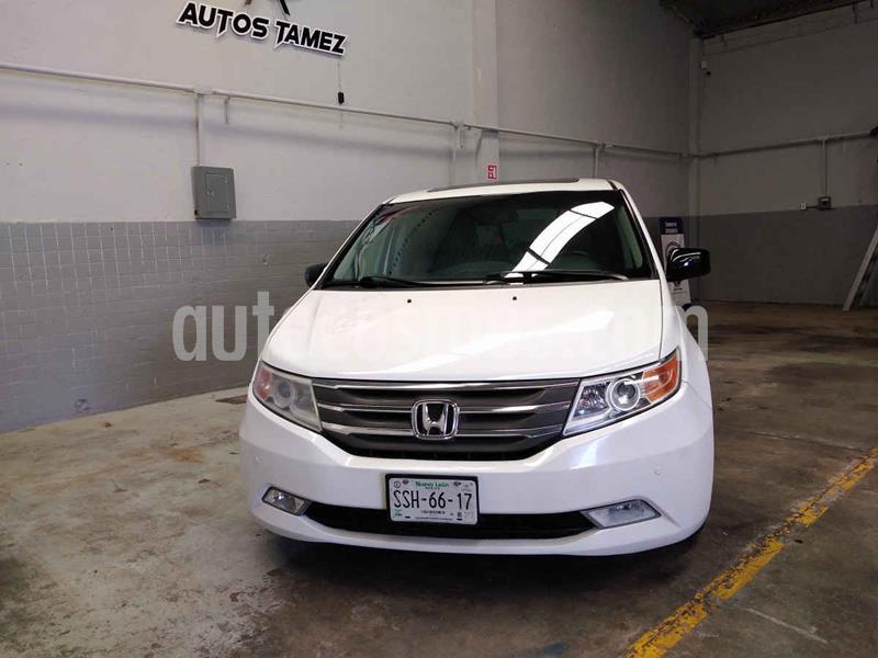 Honda Odyssey Touring usado (2011) color Blanco precio $189,900