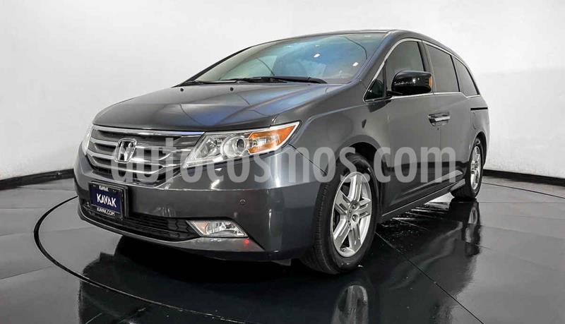 Honda Odyssey Touring usado (2013) color Gris precio $277,999