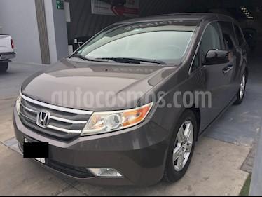 Honda Odyssey Touring usado (2011) color Gris precio $210,900