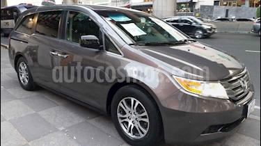 Foto Honda Odyssey EXL usado (2011) color Gris precio $235,000