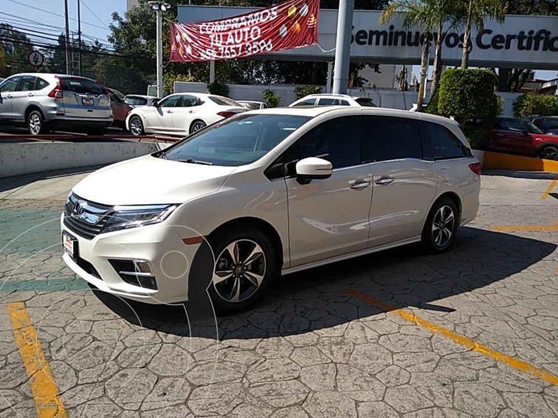Honda Odyssey Touring usado (2019) color Blanco precio $728,000