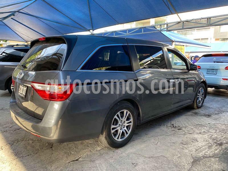 Honda Odyssey EXL usado (2011) color Gris precio $229,900
