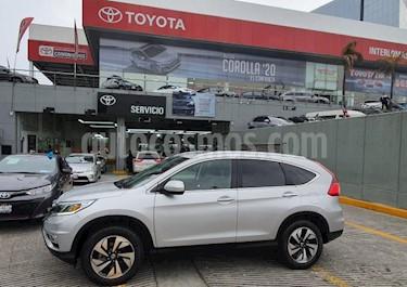 Honda Odyssey 5P EXL V6/3.5 AUT usado (2016) color Plata precio $315,000