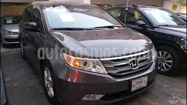 Foto Honda Odyssey Touring usado (2012) color Gris precio $208,000