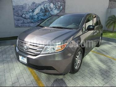 Honda Odyssey EXL usado (2012) color Gris precio $208,000