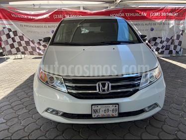 Honda Odyssey Touring usado (2011) color Blanco Marfil precio $219,000