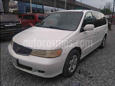 Honda Odyssey EX usado (2000) color Blanco precio $60,000