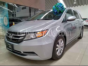 Honda Odyssey 5p EX V6/3.5 Aut usado (2016) color Gris precio $387,000