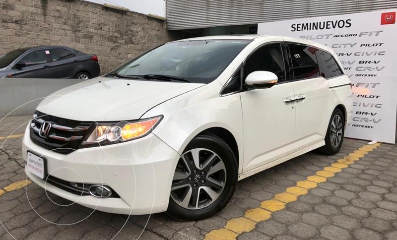 Foto Honda Odyssey Touring usado (2016) color Blanco precio $430,000