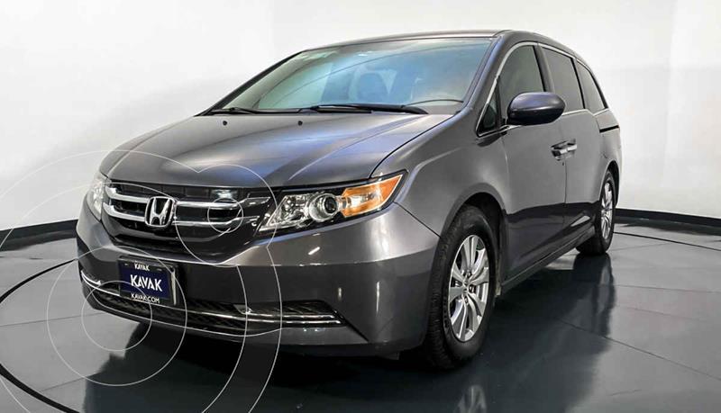 Honda Odyssey EX usado (2014) color Gris precio $264,999