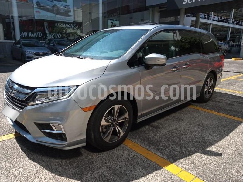 Honda Odyssey Touring usado (2020) color Plata Dorado precio $787,000