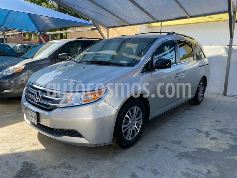 Honda Odyssey EXL usado (2011) color Plata precio $229,900