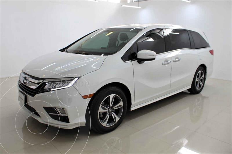 Honda Odyssey Touring usado (2020) color Blanco precio $750,000