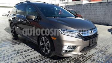 Honda Odyssey 5P TOURING V6/3.5 AUT usado (2019) color Gris precio $784,900