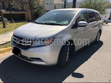 Honda Odyssey EX usado (2014) color Gris Claro precio $275,000