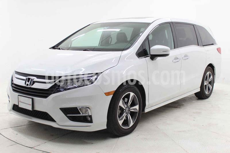 Honda Odyssey Touring usado (2020) color Blanco precio $799,000